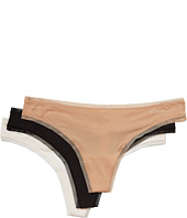 DKNY Intimates - Three Pack Litewear Thong