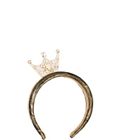 Dolce & Gabbana Kids - Crown Headband (Little Kids/Big Kids)
