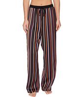 DKNY - Laundered Satin Long Pants