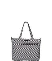 Ju-Ju-Be - Onyx Super Be Zippered Tote Diaper Bag