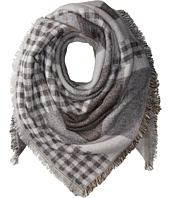 Steve Madden - Plaid Variety Square Blanket Wrap