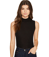 Only Hearts - Feather Weight Rib Mock Neck Bodysuit