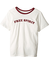 Spiritual Gangster Kids - Free Spirit Tee (Toddler/Little Kids/Big Kids)