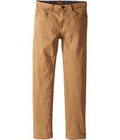 7 For All Mankind Kids - Stretch Twill Slimmy Pants in Khaki (Big Kids)