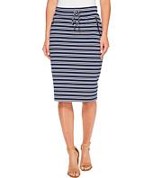 Tribal - Stripe French Terry Skirt w/ Drawstring