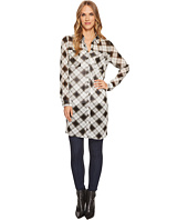 Tribal - Long Sleeve Tunic Blouse w/ Pockets
