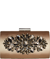 LOVE Moschino - Jewelled Satin Evening Bag