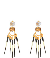Tory Burch - Hanging Statement Earrings