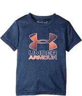 Under Armour Kids - Big Logo Hybrid Tee (Toddler)
