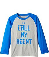 Under Armour Kids - Call My Agent Raglan (Little Kids/Big Kids)