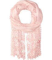 Betsey Johnson - Lace Hem Day Wrap