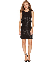 kensie - Sequin Jersey Dress KSNK9882