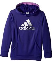 adidas Kids - Performance Hood Sweatshirt (Big Kids)