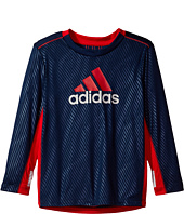 adidas Kids - Helix Vibe Training Top (Big Kids)