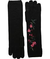 LAUREN Ralph Lauren - Chrysanthemum Embroidered Glove
