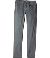 Hudson Kids - Jagger Slim Straight Twill in Unconquered (Big Kids)