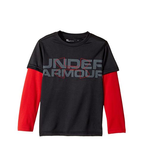 Under Armour Kids Wordmark Slider (Little Kids/Big Kids)