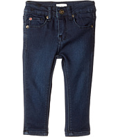 Hudson Kids - Collin Fit Skinny Five-Pocket French Terry in Canal Blue (Infant)