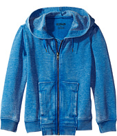 Hudson Kids - Acid Wash French Terry Hoodie (Big Kids)