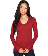 Mod-o-doc - Fitted Long Sleeve V-Neck