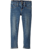 Polo Ralph Lauren Kids - Aubrie Denim Leggings in Austin Wash (Toddler)