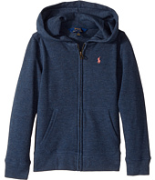 Polo Ralph Lauren Kids - French Terry Full Zip Hoodie (Little Kids)