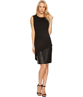 Calvin Klein - PU Bottom Sheath Dress CD7A288K