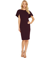 Calvin Klein - Flutter Sleeve Sheath Dress CD7C133D