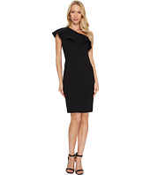 Calvin Klein - One Shoulder Ruffle Sheath Dress CD7C124Y
