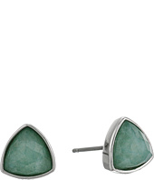 Vera Bradley - Geo Facets Triangle Earrings
