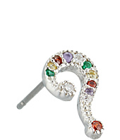 Marc Jacobs - Something Special Question Mark Stud Earring