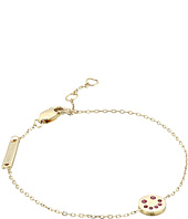 Marc Jacobs - Something Special Smiling Face Chain Bracelet