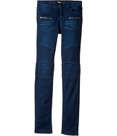 Hudson Kids - Moto Fit Skinny Fit Jeans in Nile (Big Kids)