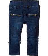 Hudson Kids - Moto Fit Skinny Pull-On Fit Jeans in Nile (Infant)