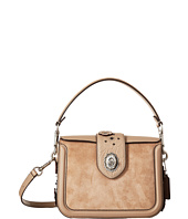 COACH - Tea Rose Tooling with Applique and Painting Page Crossbody