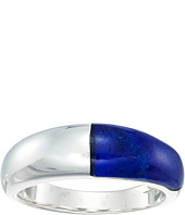 Shinola Detroit - Dome Crescent Lapis Inlay Ring