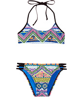 Hobie Kids - Desert Daze Strappy Bralette and Hipster (Big Kids)