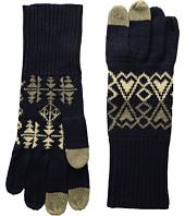Pendleton - Jacquard Knit Gloves