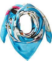 Echo Design - Staffordshire Dogs Silk Square Scarf