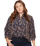 Lucky Brand - Plus Size Michelle Top