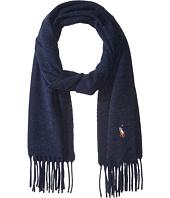 Polo Ralph Lauren - Signature Italian Virgin Wool Scarf