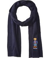 Polo Ralph Lauren - American Flag Bear Scarf
