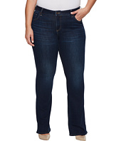 Lucky Brand - Plus Size Ginger Bootcut Jeans in Twilight Blue