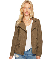 Lucky Brand - Asymmetrical Military Jacket