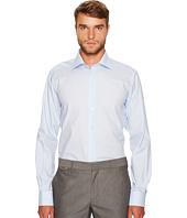 Eton - Contemporary Fit Glen Plaid Shirt