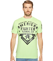 American Fighter - Mansfield Short Sleeve 50/50 Tee