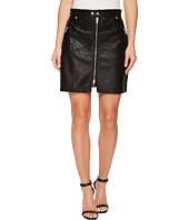 Blank NYC - Vegan Leather Zipper Detail Skirt in Sweet Talker