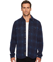 Lucky Brand - Plaid Sweater Shirt