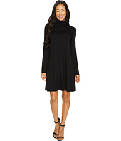 Karen Kane - Long Sleeve Turtleneck Dress