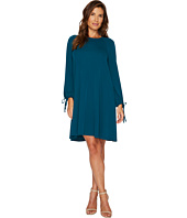 Karen Kane - Tie Sleeve Swing Dress